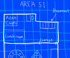 Area 51 Blueprints