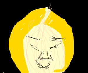 Hairy onion