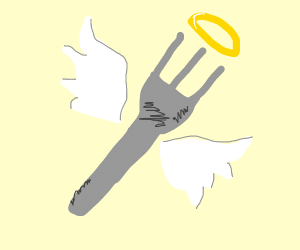 Angelic Fork