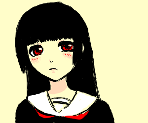 The anime girl that I want to be