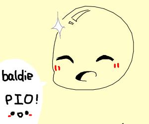 Baldie PIO