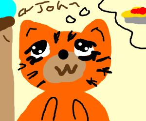 john-kun senpai, I need wasagna OwO