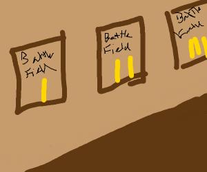 Battlefield Gallery