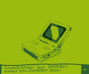 Gameboy advances to 3000