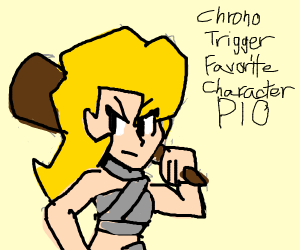 chrono trigger favorite character pio