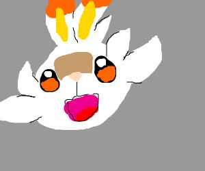 Gen 8 Bunny pokemon