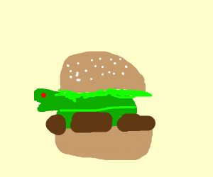 McTurtle Burger