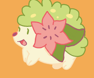 Shaymin (Pokemon)