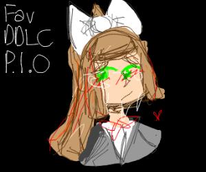 Favorite DDLC character PIO