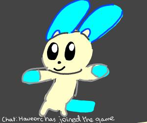 Minun (Pokemon)
