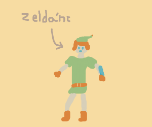 Uh... Link?...