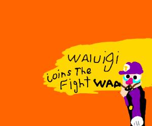 Waluigi Confirmed for Smash