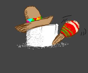 Mexican Sugar cube
