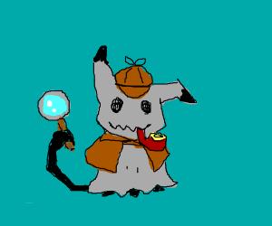 Detective..Mimikyu?!