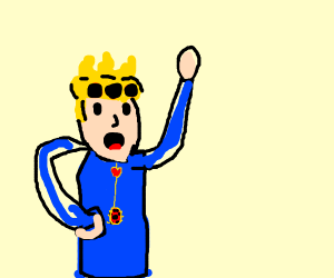 I, Giorno Giovanna have a dream
