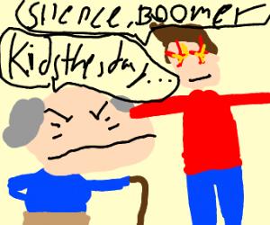 boomer.