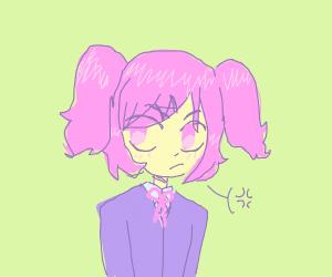 Cute Anime Waifu