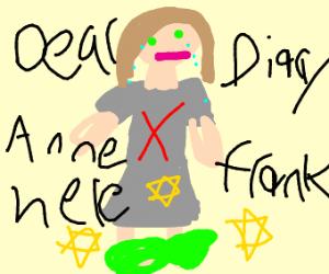 Alive Anne Frank