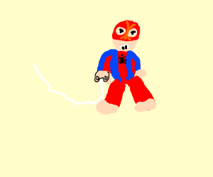 Spider-Man Wrestler