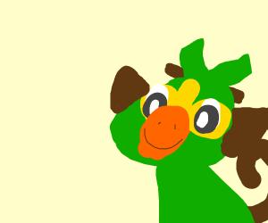 Grooky (new grass starter)
