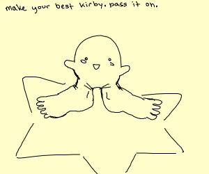 Make Ur Best Kirby (Pass It On)