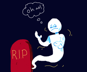 Oh no I died :(