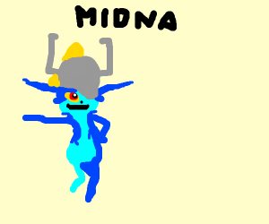 Midna (legend of zelda)