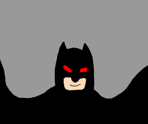 evil happy deadly killer bat
