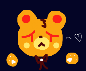 Neon Bear Time