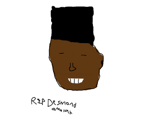 R.I.P Desmond Amofah