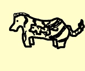 Zebraception