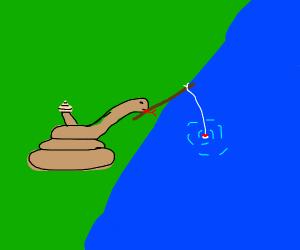 Rattlesnake Fishing