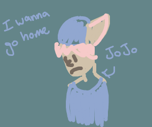 johnny joestar wants to go home