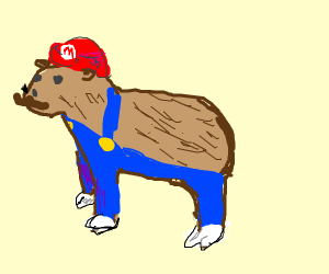 mario capybara