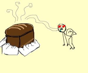 Drawn to Bread!