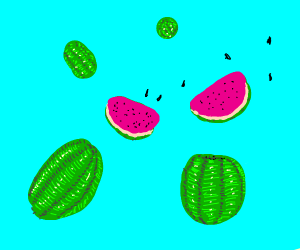 Watermelonception