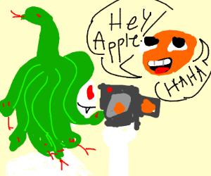 medusa recording anoying orange