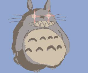 Evil Totoro