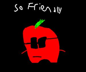 friendly tomato