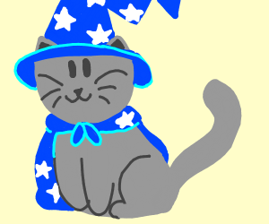 Magic catt