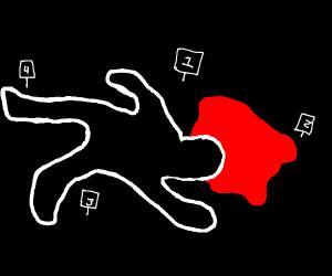 Murder scene Part 5