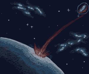 Panspermia SpaceScape