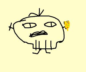 Thanos is Depressed
