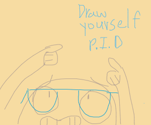 Draw yourself - PIO