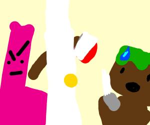 RIP Tetris Friends - Drawception