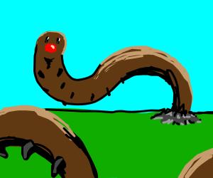 Diglett Centipede