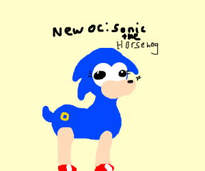 MLP Sonic OC