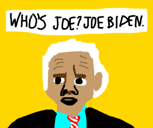 Who's joe