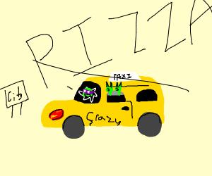 Tmnt Turles takes a wild taxi trip thu city