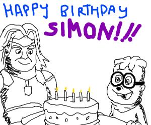 Happy Birthday, Simon!